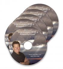 Discussions With A Powerful God – 5 CD Set