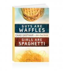 Guys Are Like Waffles, Girls Are Like Spaghetti