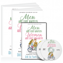 Men Are Like Waffles, Women Are Like Spaghetti 7-Week Small Group Curriculum Kit