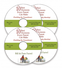 10 Best Decisions Every Parent Can Make 4 CD Conference Audio