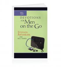 Devotions For Men On The Go