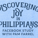 Discovering Joy In Philippians Online Study With Pam Farrel