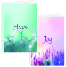 Hope And Joy Journals Duo